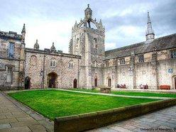 кампус University of Aberdeen