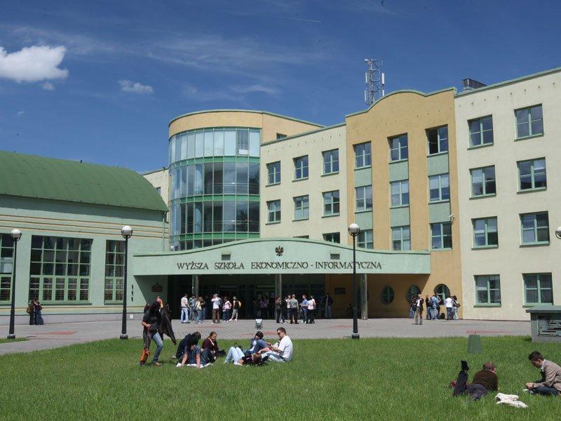 кампус Vistula University - Академия Финансов и Бизнеса Vistula