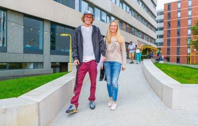 Проживание для студентов в Нидерландах