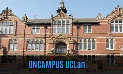 кампус University of Central Lancashire (UCLAN)