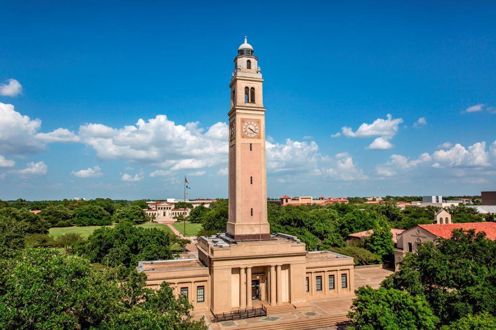 кампус Louisiana State University