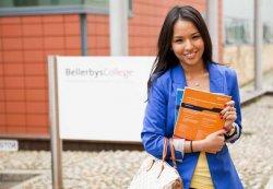 Поднимай уровень академического английского в Британии, в Bellerbys College