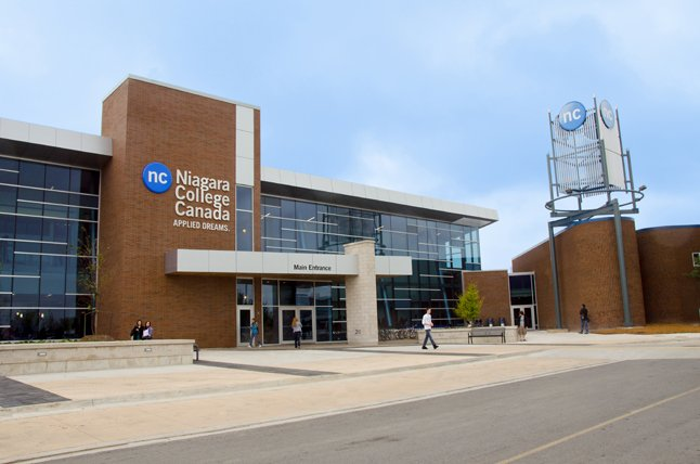 кампус Niagara College