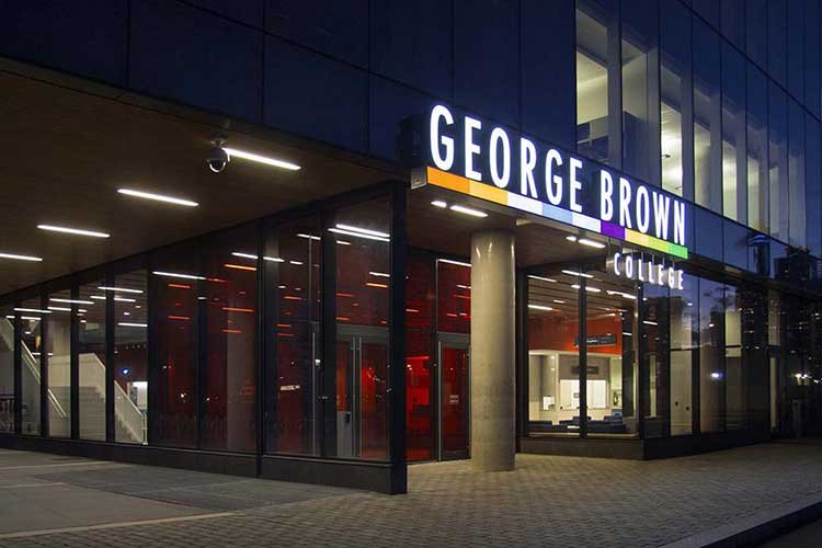 Фото George Brown College