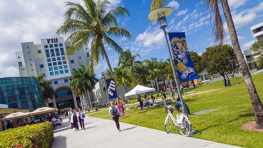 Фото Florida International University