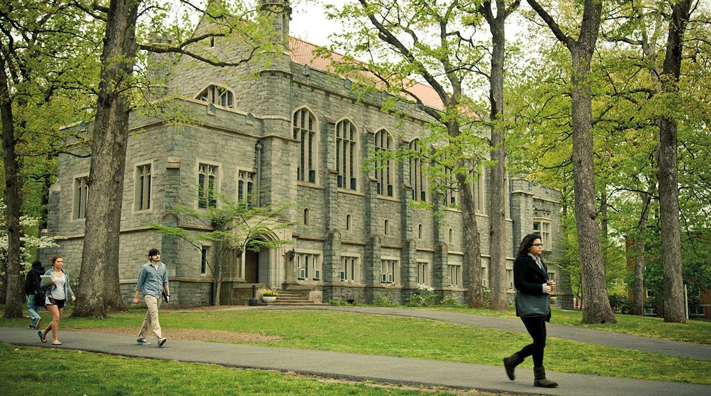 кампус Drew University