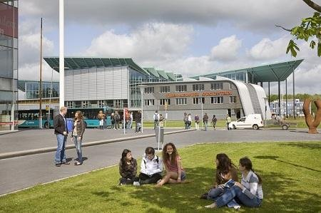 Фото Hanze University of Applied Sciences