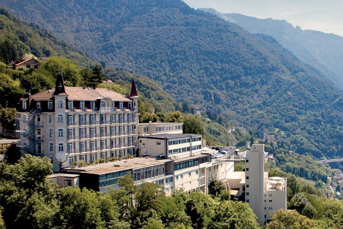Фото Glion Institute of Higher Education