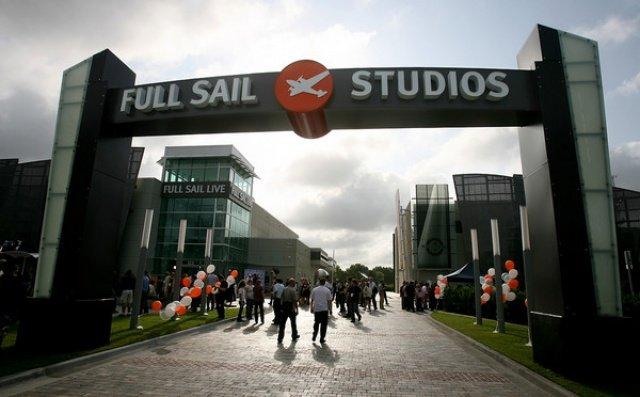 кампус Full Sail University