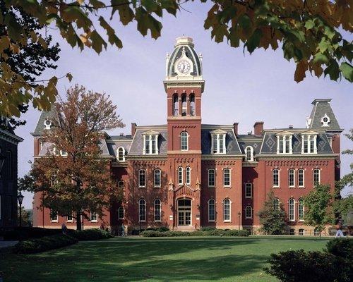 кампус West Virginia University