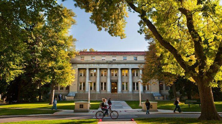 кампус Colorado State University