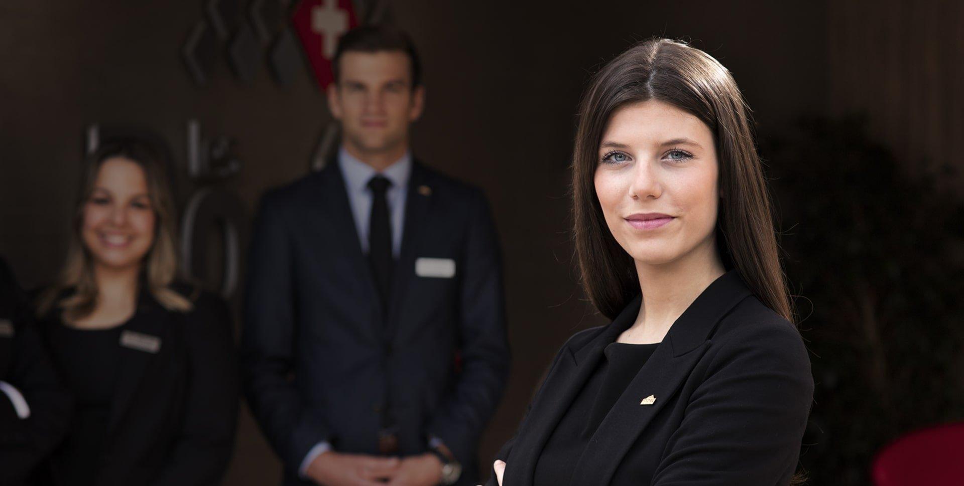 Второе высшее образование – гостиничный бизнес от университета гостеприимства Les Roches Marbella в Испании