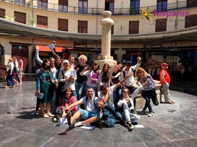 Курс испанского языка в языковой школе в Валенсии – простой путь к высшему образованию в Испании