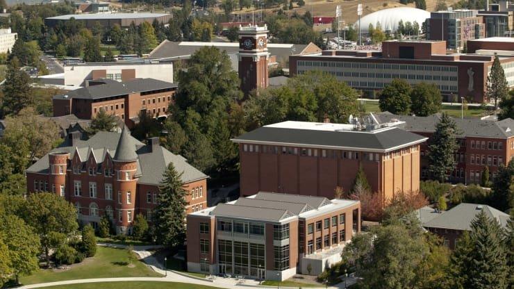 кампус Washington State University