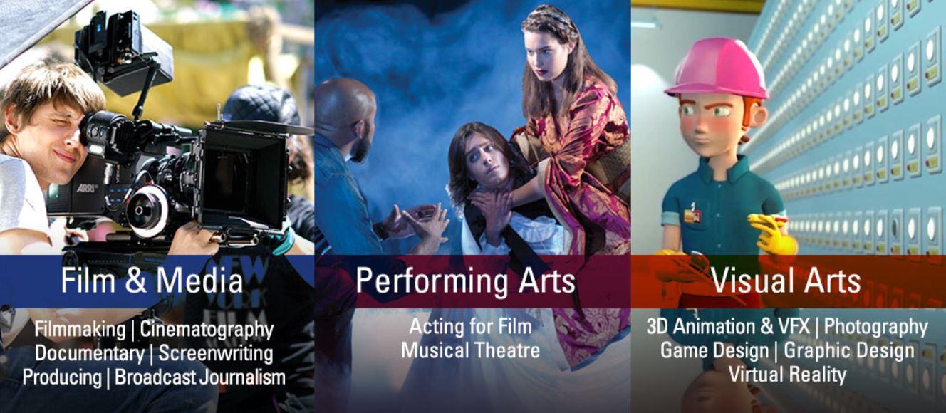 Стипендии на обучение в New York Film Academy для студентов из Украины