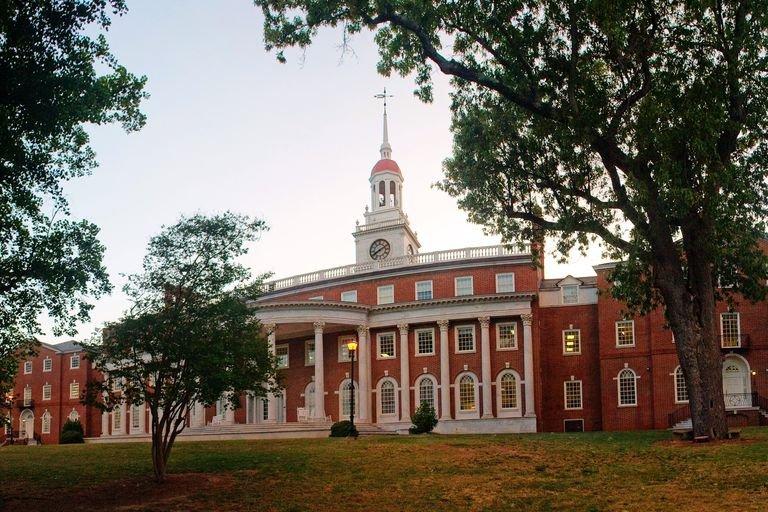 кампус Mercer University