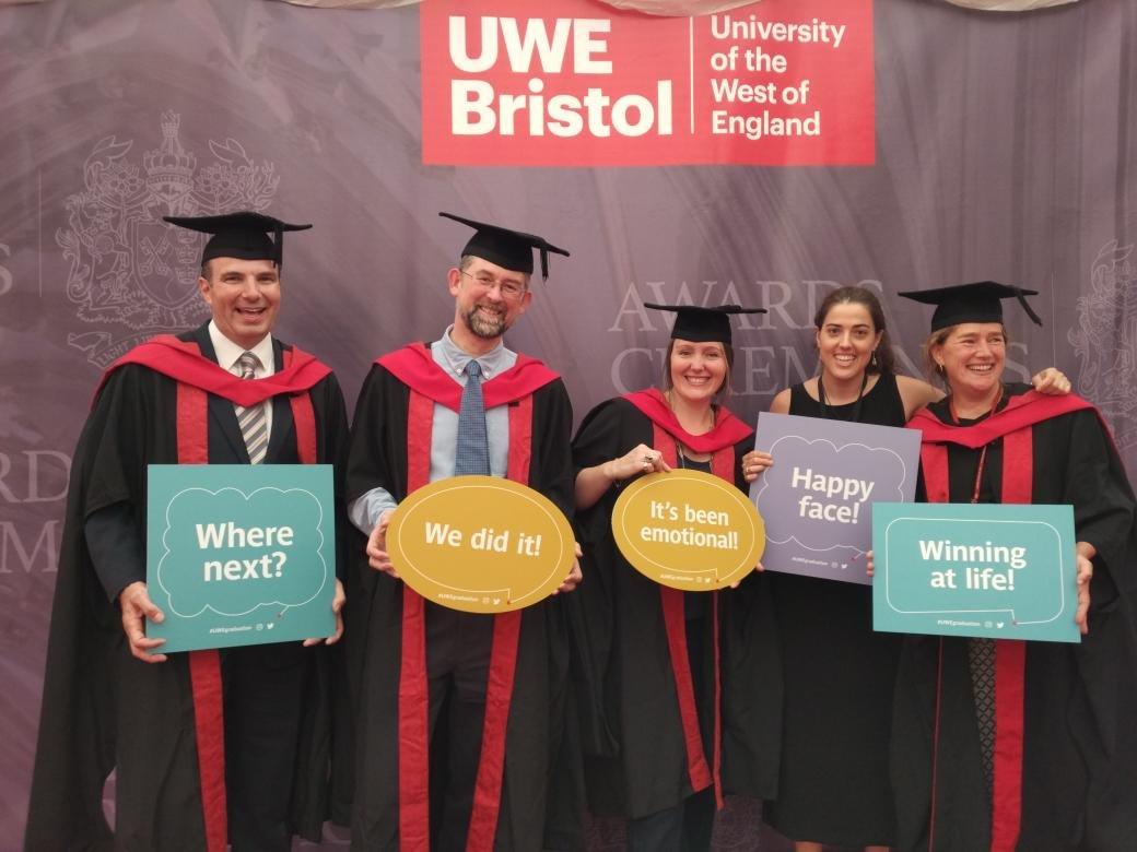 Фото UWE Bristol - Университет Бристоль