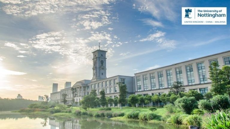 Фото University of Nottingham